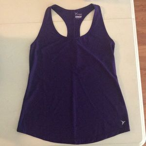 Old Navy Active Racerback Tank. Size XS.